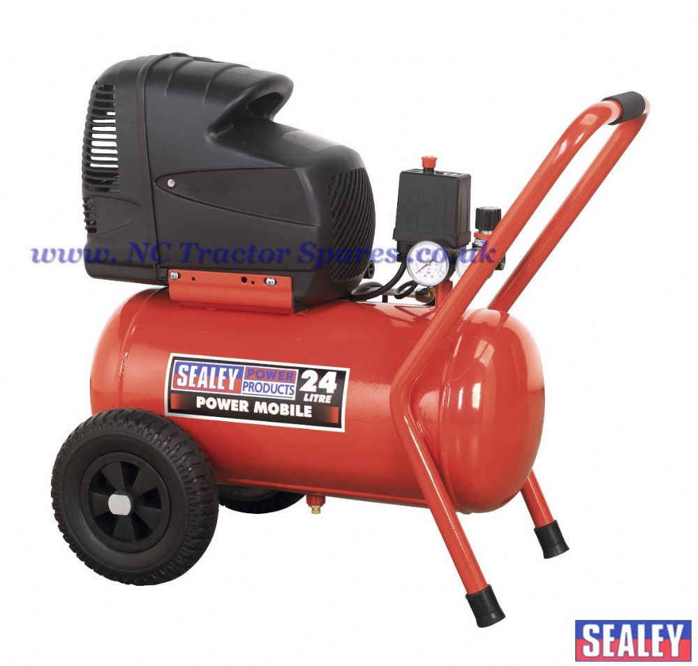 Compressor 24ltr Direct Drive 2hp